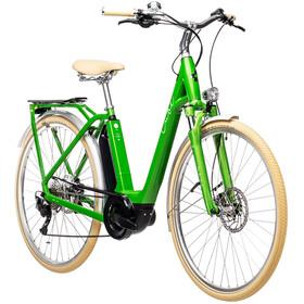 Cube Ella Ride Hybrid 500 Easy Entry, zielony